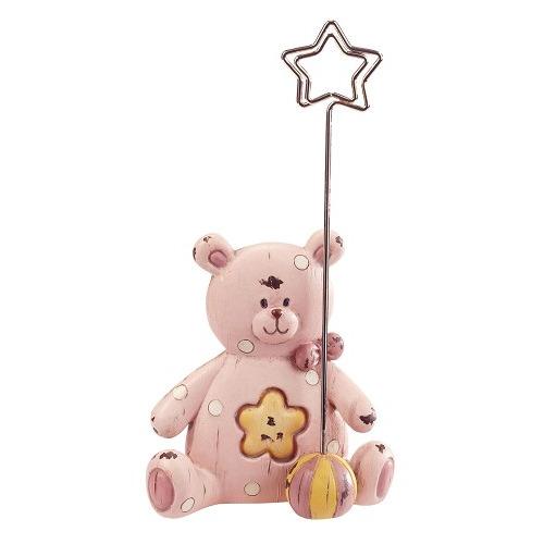 Memohouder Teddy, ca. 9,5 cm