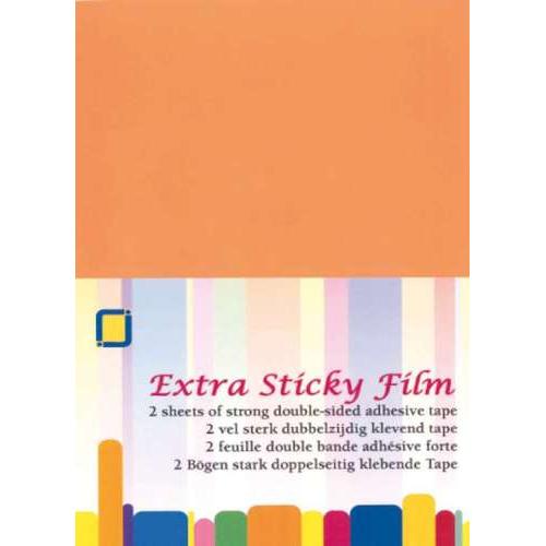 1 PK (1PK) Extra sticky film 2 VL