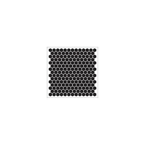 ScrapBerry`s Stencil Tesselar Pattern