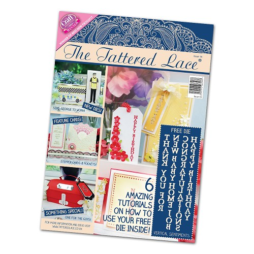 The Tattered Lace Issue 16