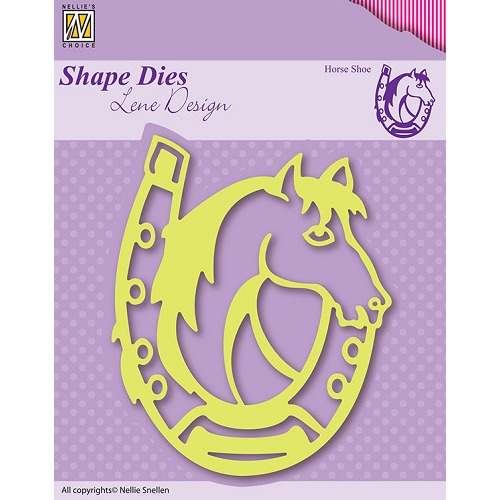 Shape Die Lene Design Horse shoe