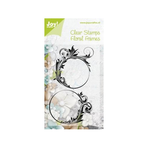 Joy Crafts stempel - Floral Frames