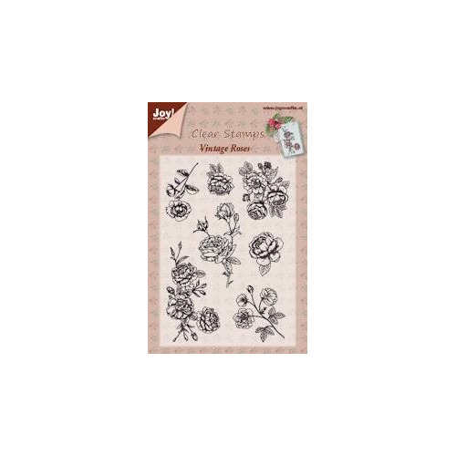 Joy Crafts stempel - Roses