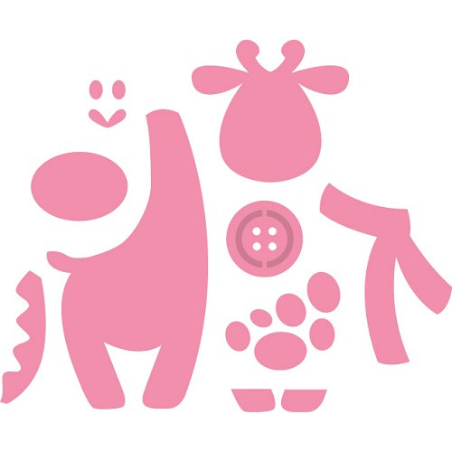 Marianne Design Collectable - Eline`s Giraffe