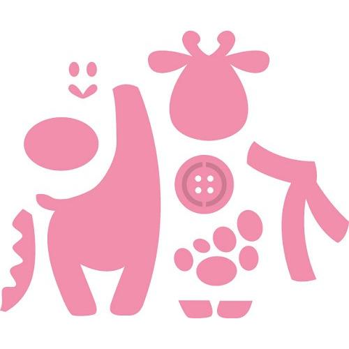 Marianne Design Collectable - Eline`s Giraffe
