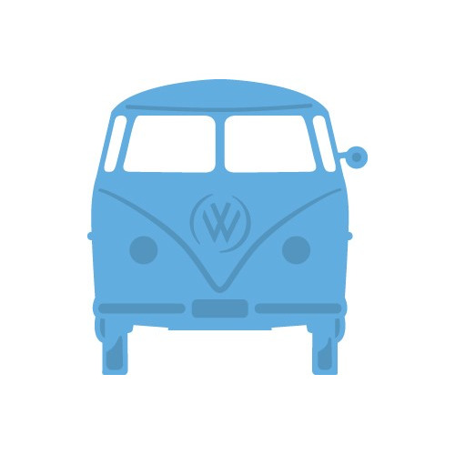 Marianne Design Creatable - VW Bus