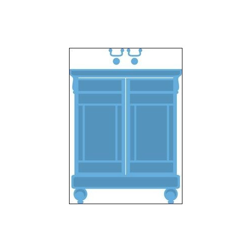 Marianne D Creatables Sweet Cabinet LR0314