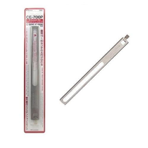 1 ST (1 ST) Verlengstang 40 cm voor 860513/1500 (C-1500)