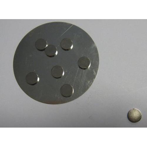 1 ST (1ST) magneten Ø10MMx2MM 8 ST