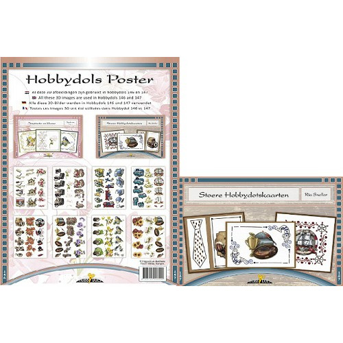 Hobbydols set HD147