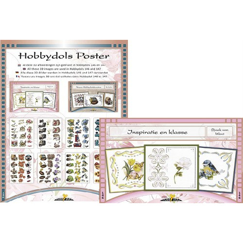 Hobbydols set HD146