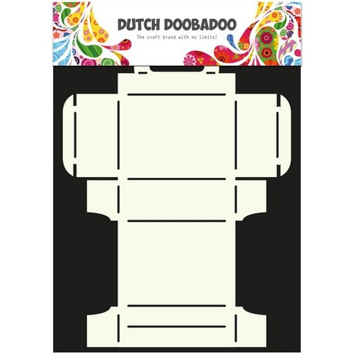 Dutch Doobadoo Dutch Box Art koffer  A4 470.713.011 (new 05-2015)