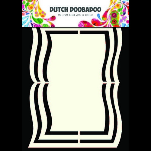 Dutch Doobadoo Dutch Shape Art frames boek  A5 470.713.112  (new 05-2015)