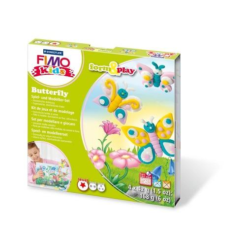 Fimo kids Form&Play Vlinder