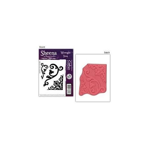 Sheena Individual EZMount™ Stamp - Wrought Iron