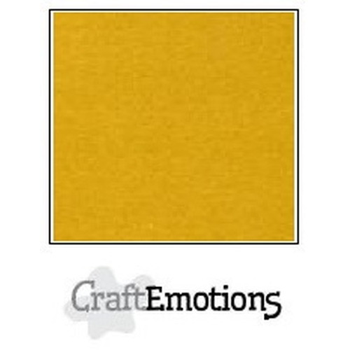 CraftEmotions parelmoer karton 10 vel goud A4 250gr / double sided