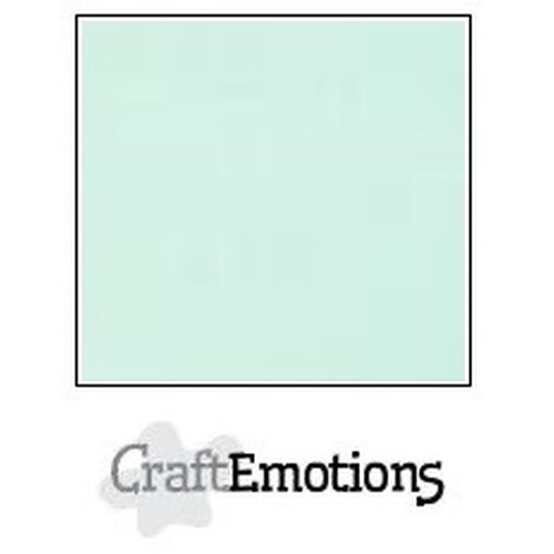 CraftEmotions parelmoer karton 10 vel babyblauw A4 250gr / double sided