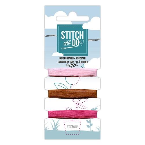 Stitch and Do 12 - Mini Garenkaart