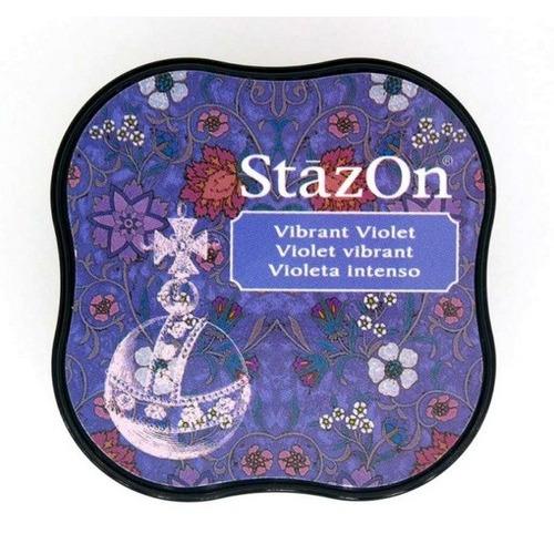 Stazon inktkussen Midi Vibrant violet SZ-MID-12