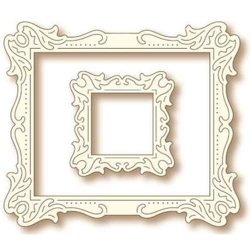 Wild Rose Studio's Specialty die - Antique Art Frames SD037