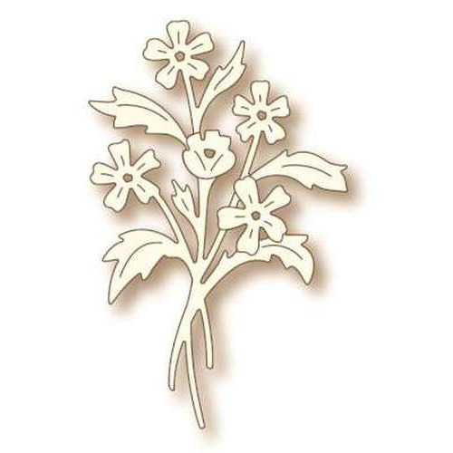 Wild Rose Studio's Specialty die - Woodland Posy SD042