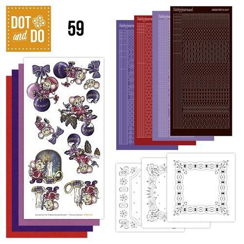 Dot and Do 59 - Kerstmuizen