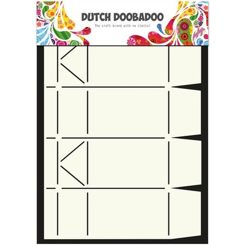 Dutch Doobadoo Dutch Box Art melkpak A4 470.713.013 (new 06-2015)