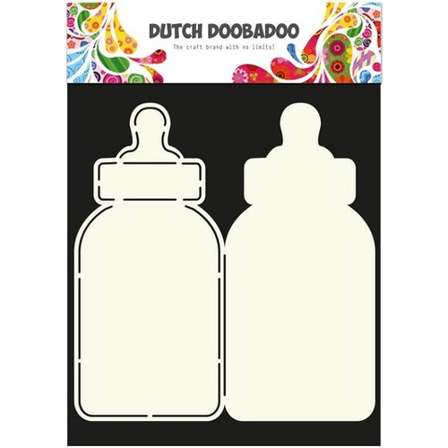 Dutch Doobadoo Dutch Card Art Stencil zuigfles A4 470.713.582 (new 06-2015)
