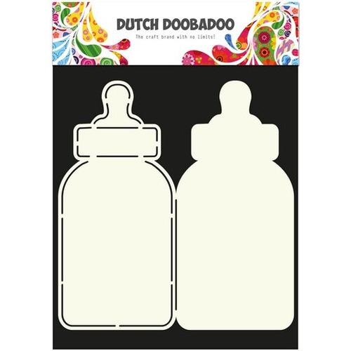 Dutch Doobadoo Dutch Card Art Stencil zuigfles A4 470.713.582 (new 06-2015)