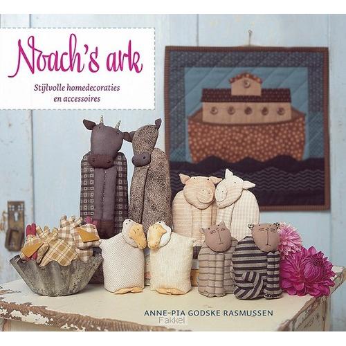 Kosmos Boek Noach`s Ark (NL) Rasmussen