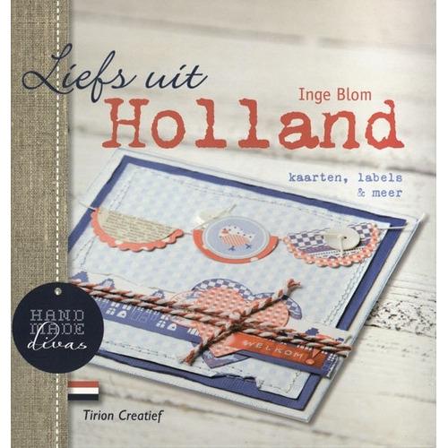 1 ST (1 ST) Boek Liefs uit Holland Blom