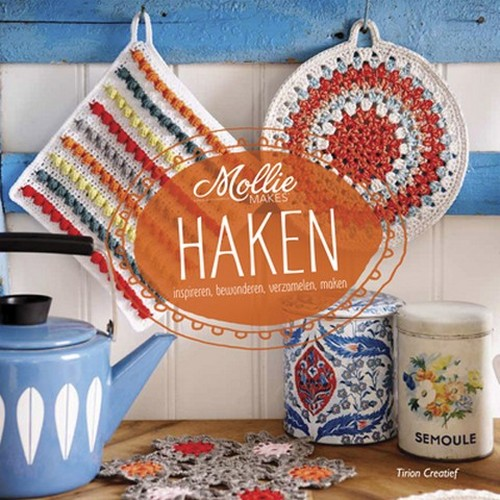 Kosmos Boek Mollie makes Haken Mollie makes team