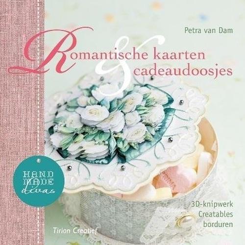 1 ST (1 ST) Boek Romantische kaarten Dam