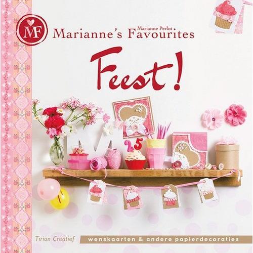 Tirion Boek Feest! Wenskaarten en andere papierdecoraties Marianne Perlot (NEW 03-14)