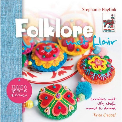 Tirion Boek Folklore met flair Stephanie Haytink (NEW 03-14)