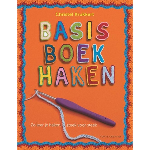Forte Boek Basisboek Haken Krukkert (NEW 06-14)