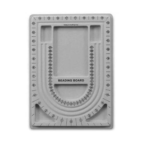 1 ST (1ST) Kralenbord 24 x 33 cm