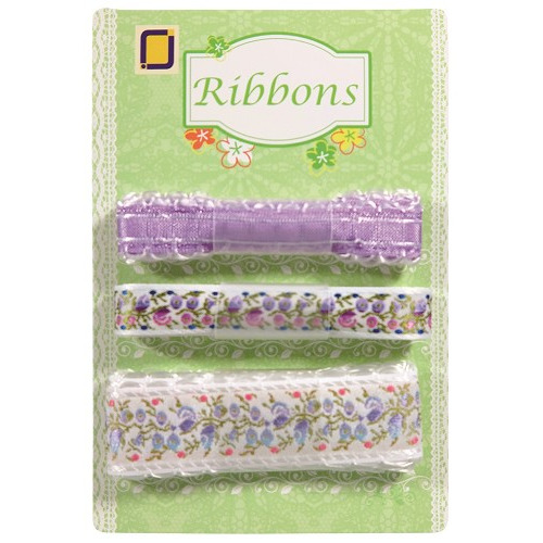 Ribbons Purple