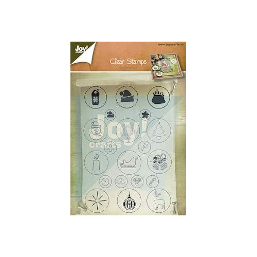 Joy! crafts - Clearstamp - Kerst