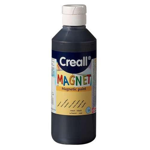 1 FL (1 FL) Magnet - magneetverf zwart 250 ML