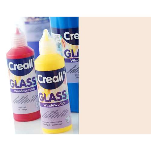 1 FL (1 FL) Glass - glasstickerverf huidkleur 80 ML
