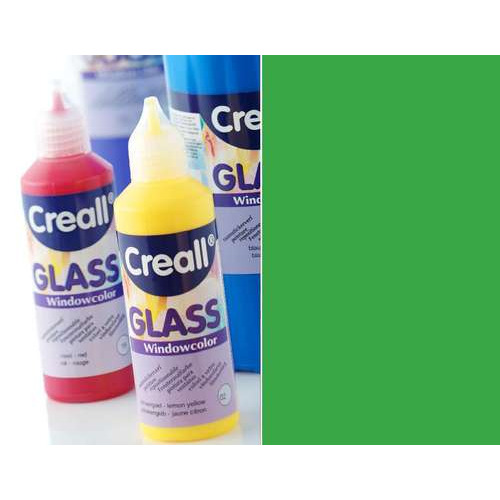 1 FL (1 FL) Glass - glasstickerverf groen 80 ML