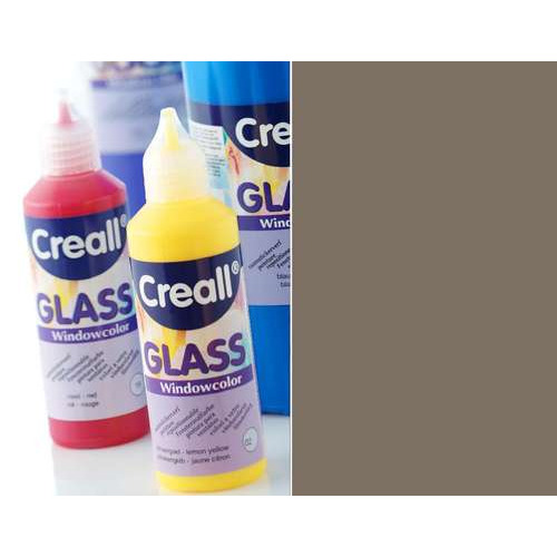 1 FL (1 FL) Glass contour -  glasstickerverf lood 80 ML