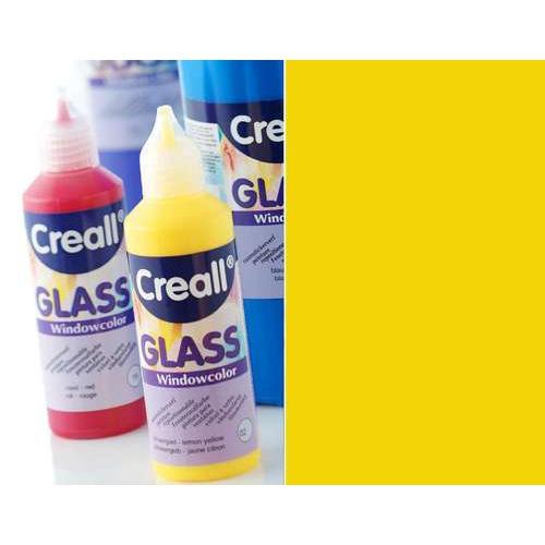 1 FL (1 FL) Glass contour -  glasstickerverf goud 80 ML