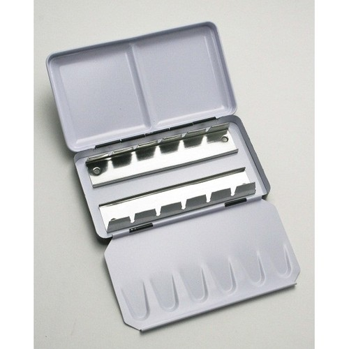 Sennelier L'aquarelle lege verpakking voor 12 halve napjes
