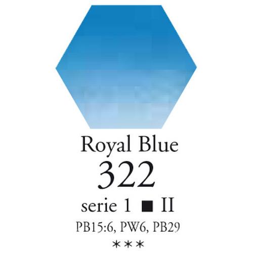SennelierL'aquarelle halve napjes koningsblauw