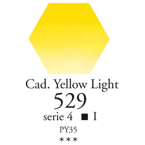 SennelierL'aquarelle halve napjes cadmium lichtgeel