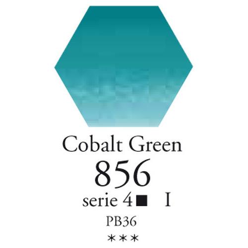 SennelierL'aquarelle halve napjes kobalt groen