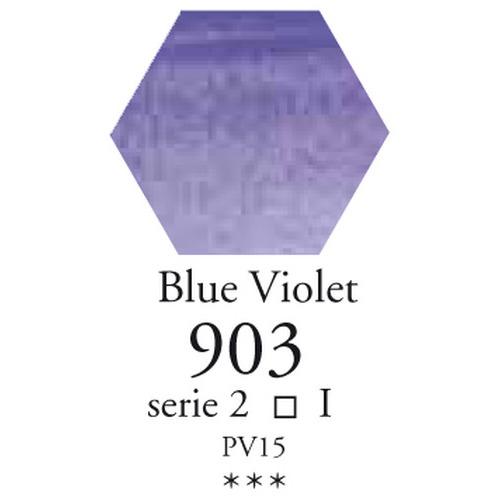 SennelierL'aquarelle halve napjes blauwviolet