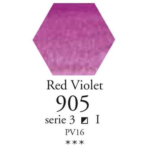 SennelierL'aquarelle halve napjes roodviolet